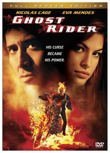 Ghost Rider Cage Mendes Bentley Elliott Fo Pg13