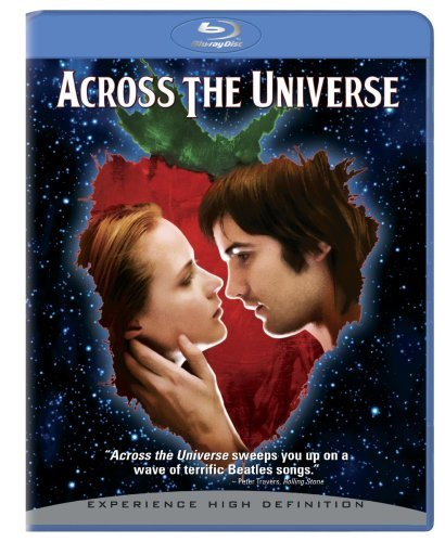 Across The Universe Wood Sturgess Blu Ray Ws Pg13