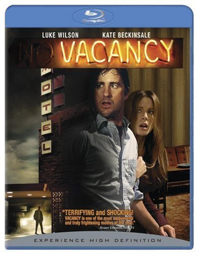 Vacancy Beckinsale Wilson Blu Ray Ws R