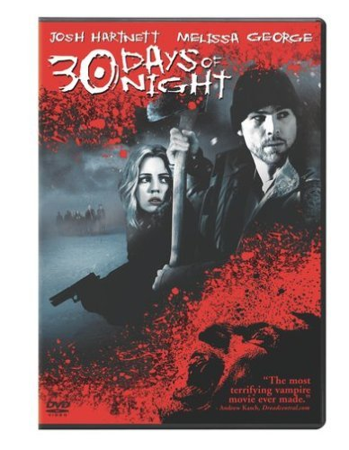 30 Days Of Night Hartnett Hall George DVD R