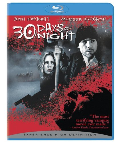 30 Days Of Night Hartnett Hall George Blu Ray Ws R