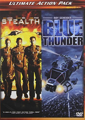 Stealth Blue Thunder Stealth Blue Thunder Ws Nr 2 DVD