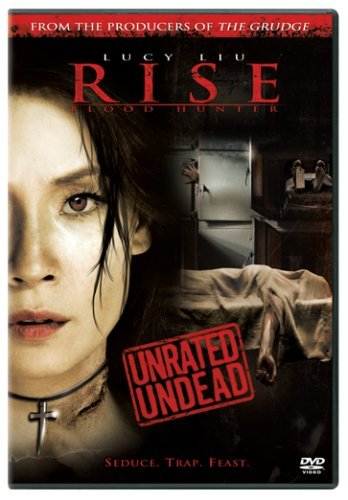 Rise Blood Hunter Liu Chiklis Gugino D'arcy Ws Nr Unrated