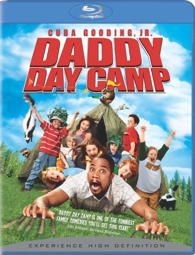 Daddy Day Camp Gooding Rae Blu Ray Ws Pg