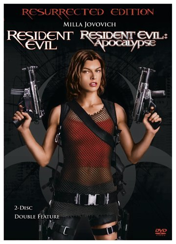 Resident Evil Resident Evil Apocalypse Double Feature DVD Nr