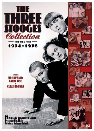 Three Stooges Vol. 1 Collection 1934 36 Nr 2 DVD