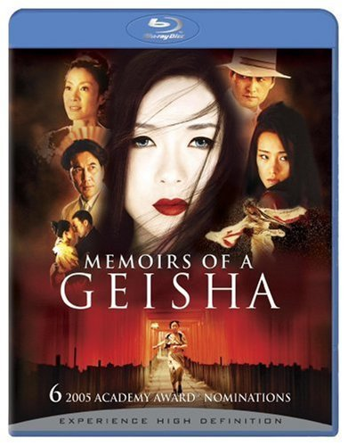 Memoirs Of A Geisha Memoirs Of A Geisha Blu Ray Ws Pg13