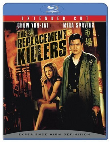 Replacement Killers Replacement Killers Ws Blu Ray Extended Cut Nr Unrated