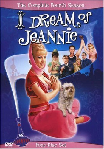 I Dream Of Jeannie Season 4 DVD Nr