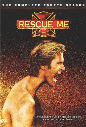Rescue Me Season 4 DVD Nr 4 DVD