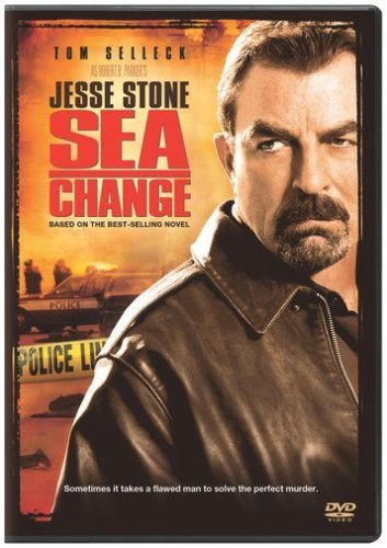 Jesse Stone Sea Change Tom Selleck DVD Nr Ws