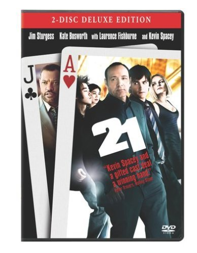 21 Spacey Fishburne Bosworth Stur Ws Pg13 2 DVD
