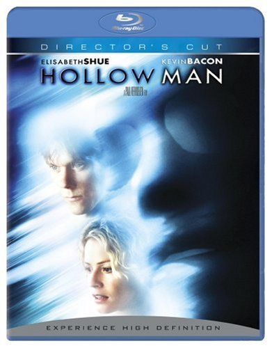Hollow Man Shue Bacon Blu Ray Ws Director's Cut R