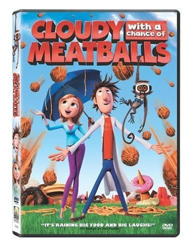 Cloudy With A Chance Of Meatballs Cloudy With A Chance Of Meatball DVD Pg Ws