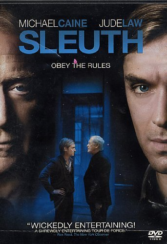 Sleuth (2007) Law Caine Ws