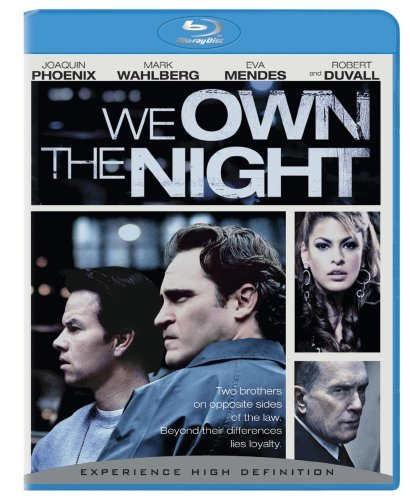 We Own The Night Wahlberg Phoenix Mendes Duvall Blu Ray Ws R