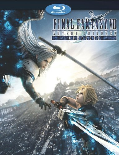 Final Fantasy 7 Advent Childre Final Fantasy 7 Advent Childre Blu Ray Ws Ur