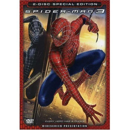 Spider Man 3 Maguire Dunst Dafoe Ws Special Ed. Pg13 2 DVD