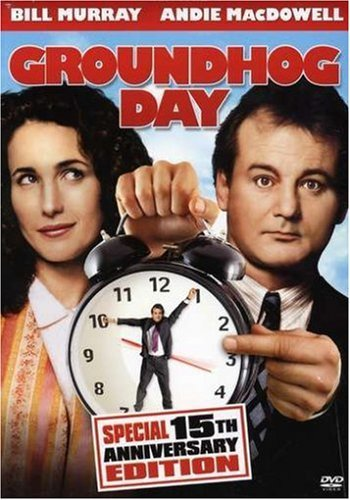 Groundhog Day Murray Macdowell DVD Pg
