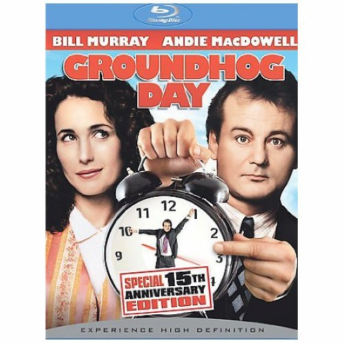 Groundhog Day Groundhog Day Blu Ray Ws Pg