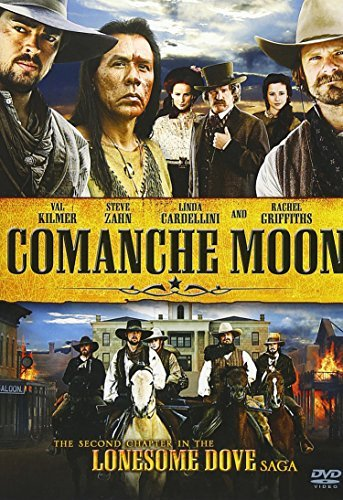 Comanche Moon Road To Lonesom Kilmer Zahn Griffiths Cardelli Ws Nr