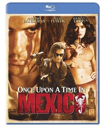 Once Upon A Time In Mexico Once Upon A Time In Mexico Blu Ray Ws R