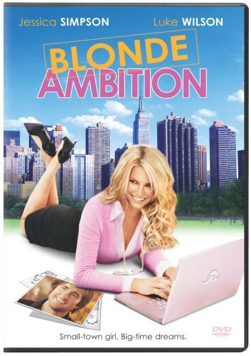 Blonde Ambition Simpson Wilson Cook Miller Ws Pg13