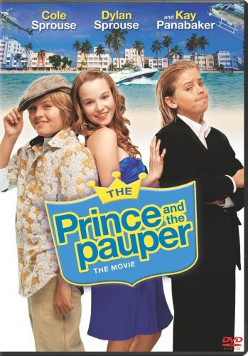 Prince & The Pauper Sprouse Panabaker Sprouse Ws Pg