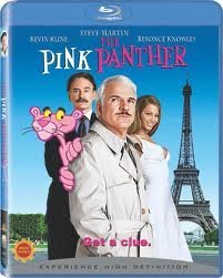 Pink Panther (2006) Martin Kline Knowles Ws Blu Ray Pg