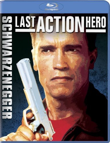 Last Action Hero Last Action Hero Blu Ray Ws Pg13