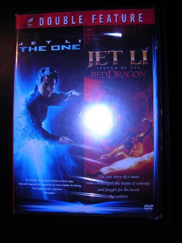 One Legend Of The Red Dragon Li Jet Double Feature