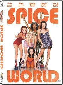 Spice World Beckham Brown Bunton Ws Special Ed. Pg 2 DVD