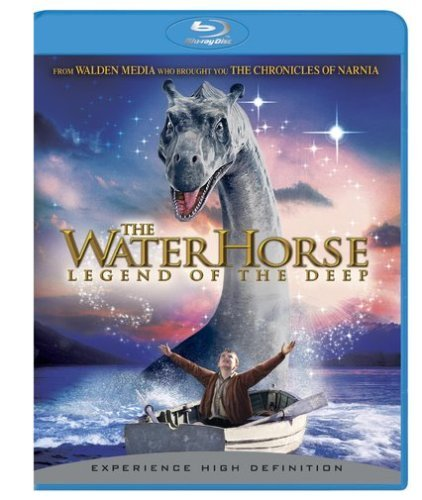 Water Horse Legend Of The Dee Watson Cox Etel Chaplin Blu Ray Ws Pg