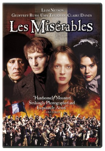 Les Miserables Neeson Rush Thurman Clr Cc Dss Ws Keeper Pg13