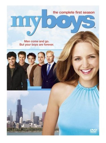 My Boys Season 1 Ws Nr 3 DVD
