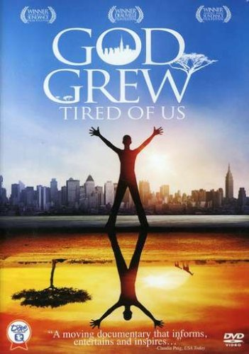 God Grew Tired Of Us God Grew Tired Of Us Ws Pg Incl. CD