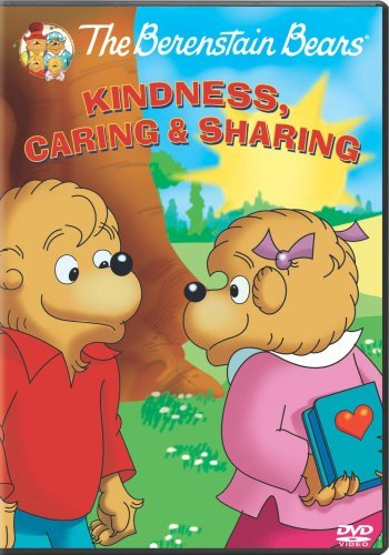 Berenstain Bears Kindness Caring & Sharing Nr