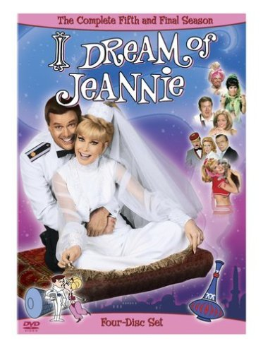 I Dream Of Jeannie Season 5 DVD Nr 4 DVD