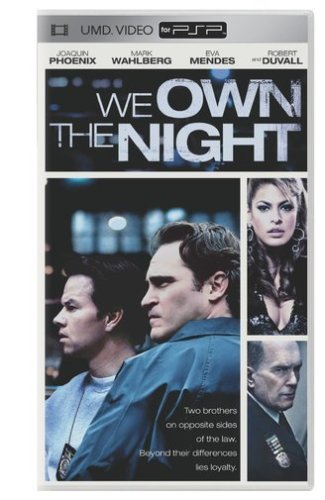 We Own The Night Wahlberg Phoenix Mendes Duvall Ws Umd R