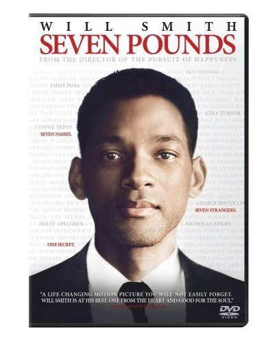 Seven Pounds Smith Dawson Harrelson Ealy Ws Pg13