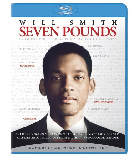 Seven Pounds Smith Dawson Harrelson Ealy Blu Ray Ws Pg13