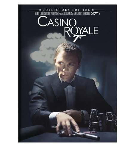 Casino Royale (2006) Craig Green Dench Wright Ws Coll. Ed. Pg13 2 DVD