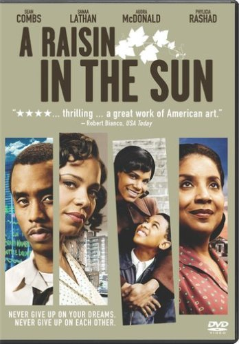 Raisin In The Sun (2008) Combs Stamos Rashad Ws Pg