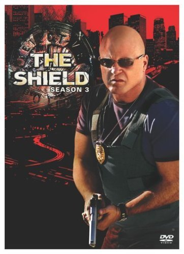 Shield Season 3 DVD