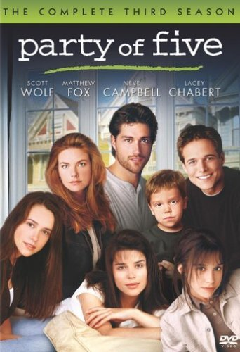 Party Of Five Season 3 Nr 5 DVD