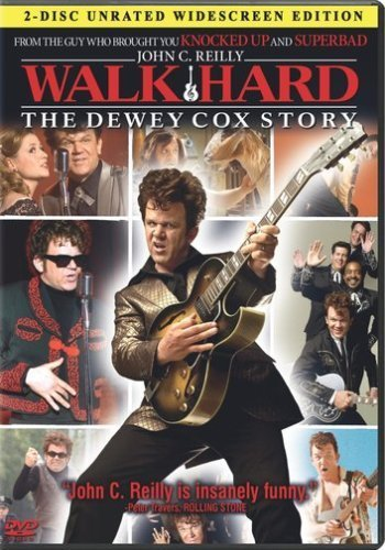 Walk Hard The Dewey Cox Story Reilly Fischer Wiig Meadows Ws Ur 2 DVD