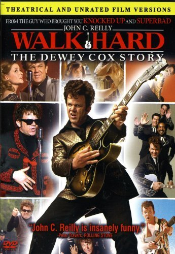 Walk Hard The Dewey Cox Story 1 Disc With Theatri