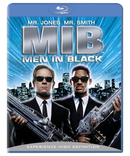 Men In Black Jones Smith Ws Blu Ray Pg13