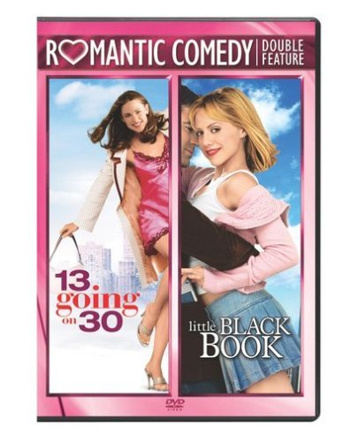 13 Going On 30 Little Black Bo Romantic Comedy Double Feature Nr 2 DVD