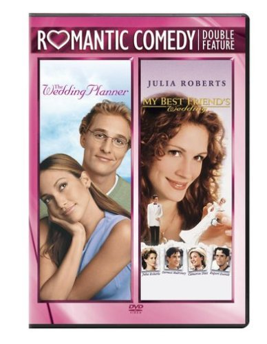 Wedding Planner My Best Friend Romantic Comedy Double Feature Ws Nr 2 DVD
